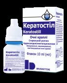 Глазные капли Кератостил (Keratostill)